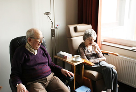 Foam carehome comfort