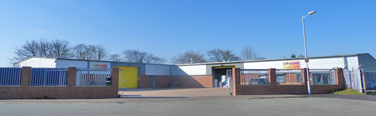 Our factory in Bilston (2008)