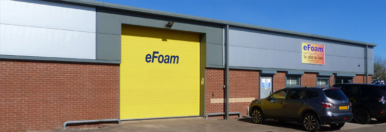 Our new factory in Bilston (2008)