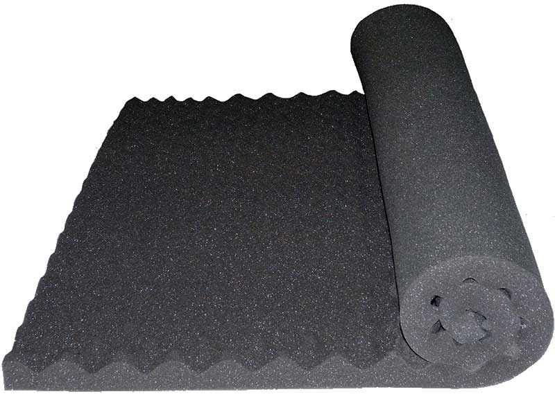 Acoustic Foam Treatment And Soundproofing Foam