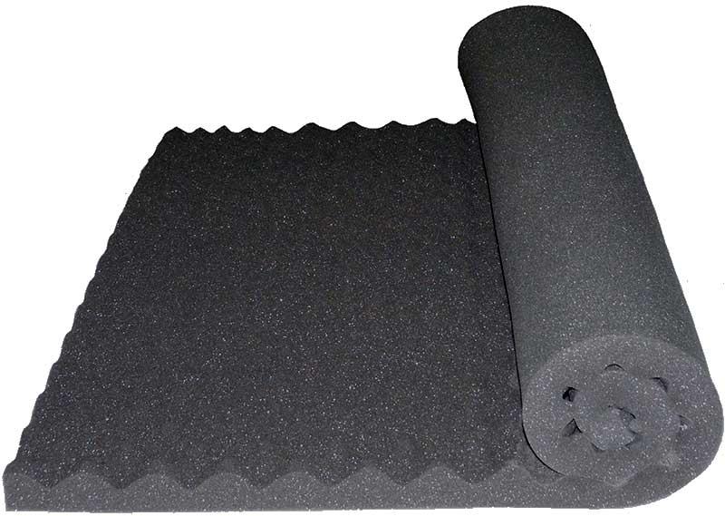 Acoustic Foam Treatment Soundproofing Tiles Amp Bass Traps
