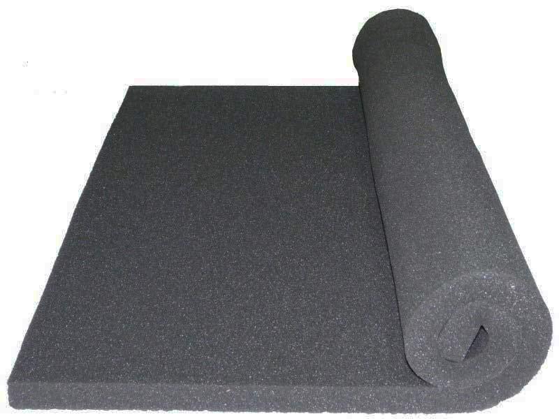 Packaging foam flat sheet