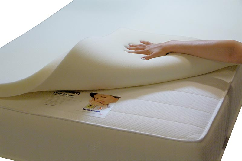 How to cut memory foam